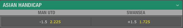 bet365 Asian Handicap