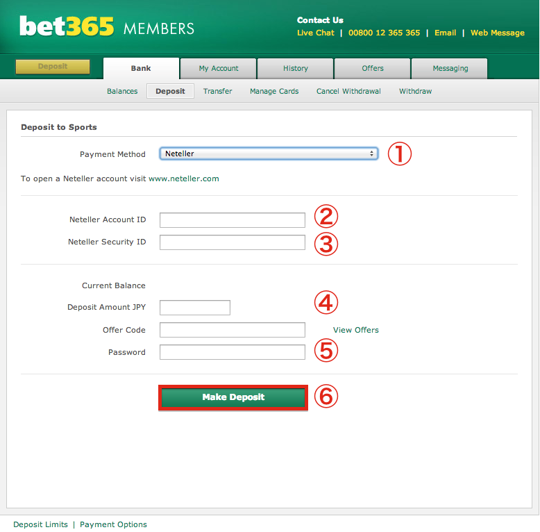 how to make money from bet365