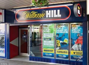 toko taruhan William Hill