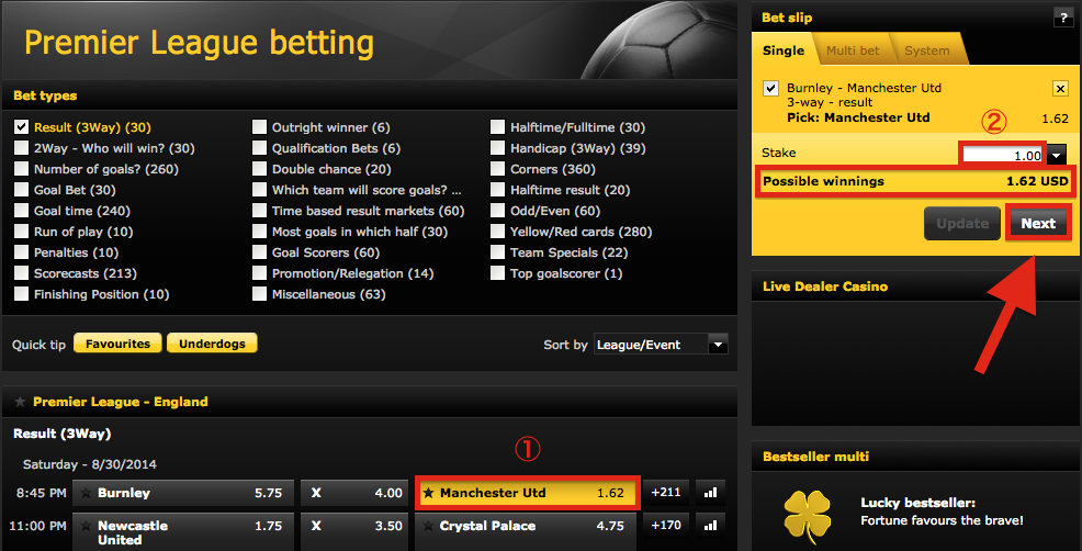 bwin bet and win