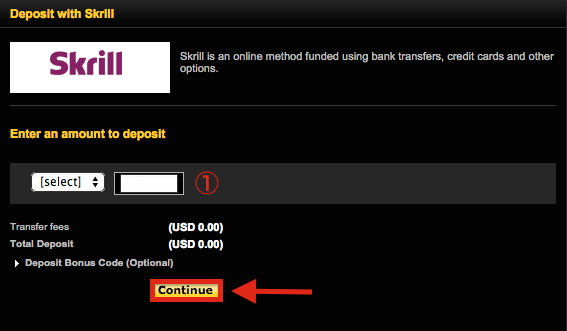 skrill transfer fees