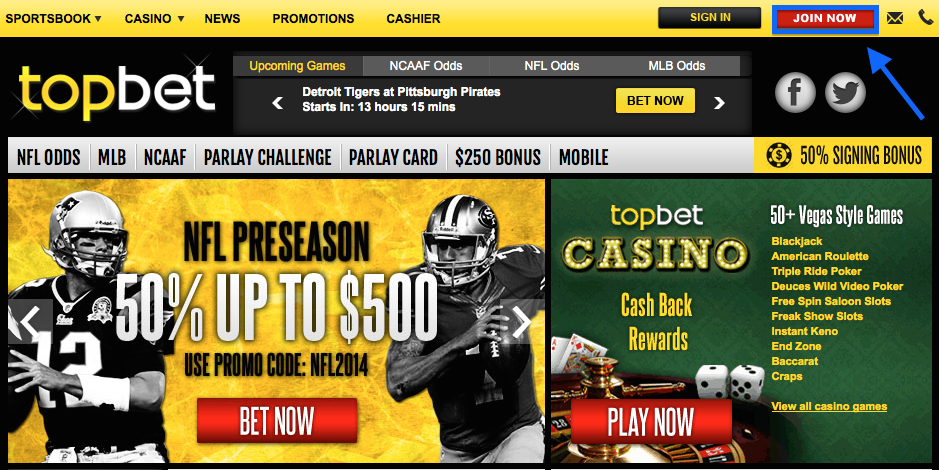 JustBET.com Sportsbook Review