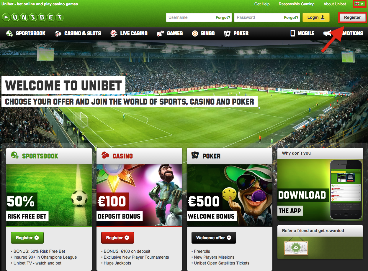 Sports gambling online usa