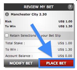 bet money bovafa