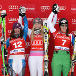 Alpine Skiing Podium