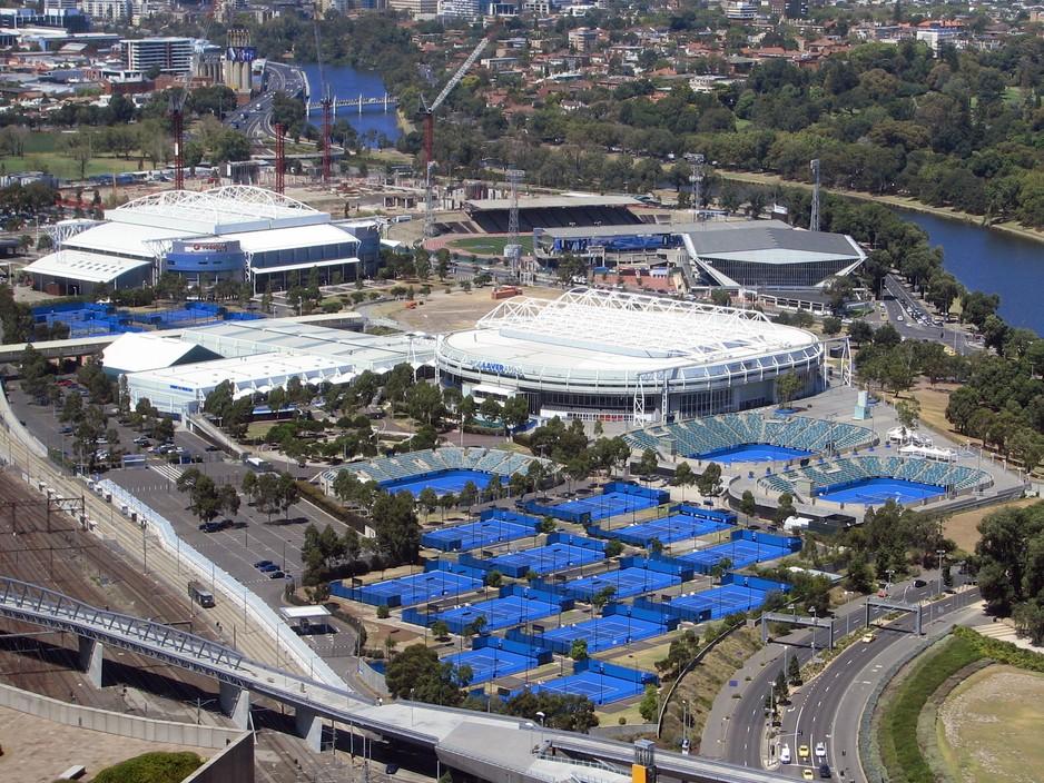 Australian Open - Melbourne Park