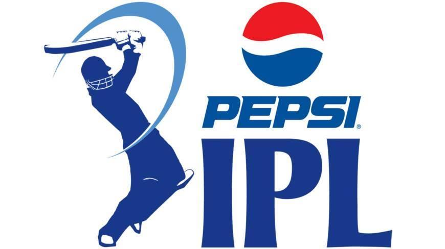 2015 Indian Premier League Logo