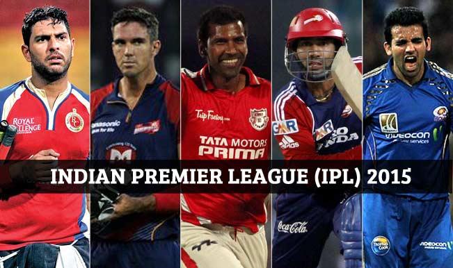 2015 Indian Premier League Superstars