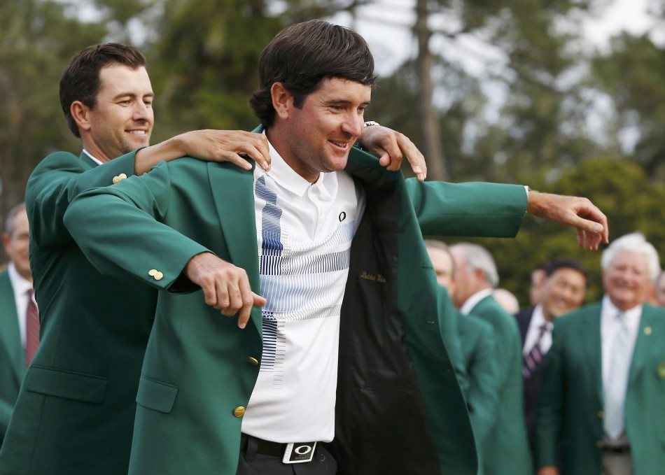 Bookmaker】The Masters: And the 2015 Green Jacket Goes to ...