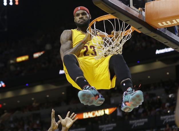 【Bookmaker】The Oddsmakers Have Spoken! Who's Taking the 2014-15 NBA Title? | Bookmaker Info ...