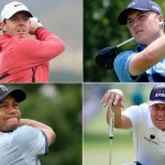 McIlroy, Spieth, Woods & Mickelson
