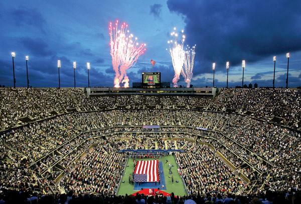 US Open Tennis Championships Arthur Ashe Stadium