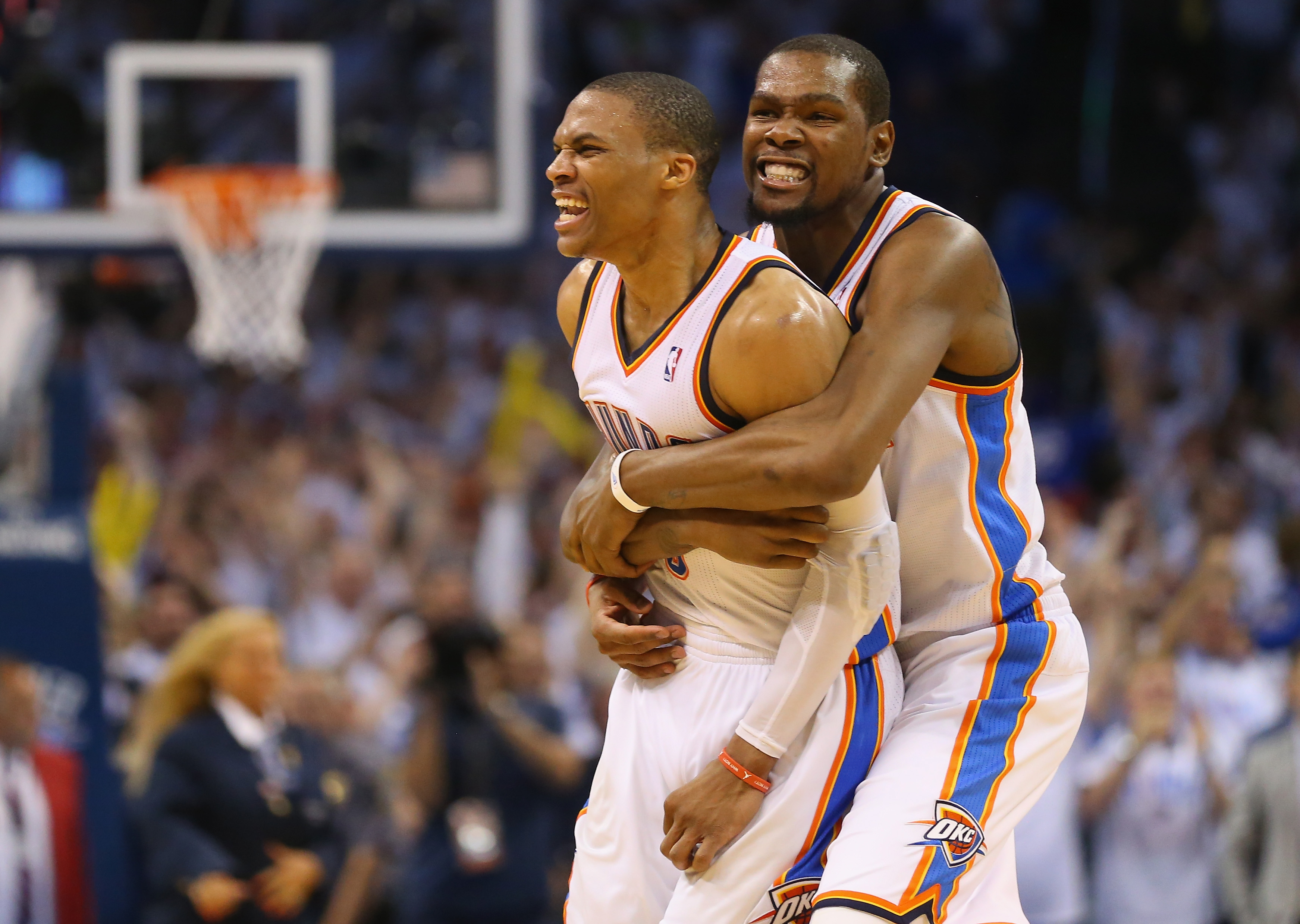 Oklahoma City Thunder - Kevin Durant & Russell Westbrook