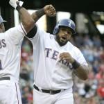 Texas Rangers - Prince Fielder