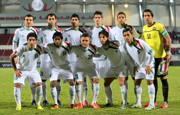 Tim Nasional Irak - Kejuaraan AFC U-22 2014