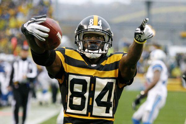 Pittsburgh Steelers - Antonio Brown