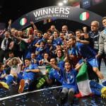 UEFA Futsal Euro 2014 Champions - Italy