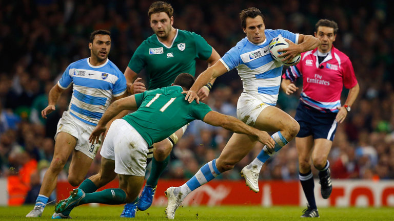 2015 Rugby World Cup Ireland vs. Argentina