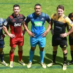 2016 New Zealand Super Rugby Teams