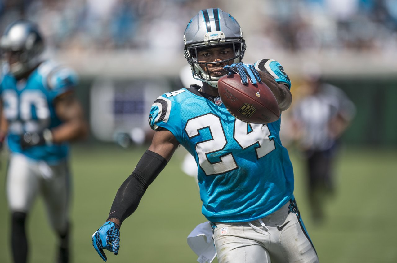 Cornerback Carolina Panthers Josh Norman