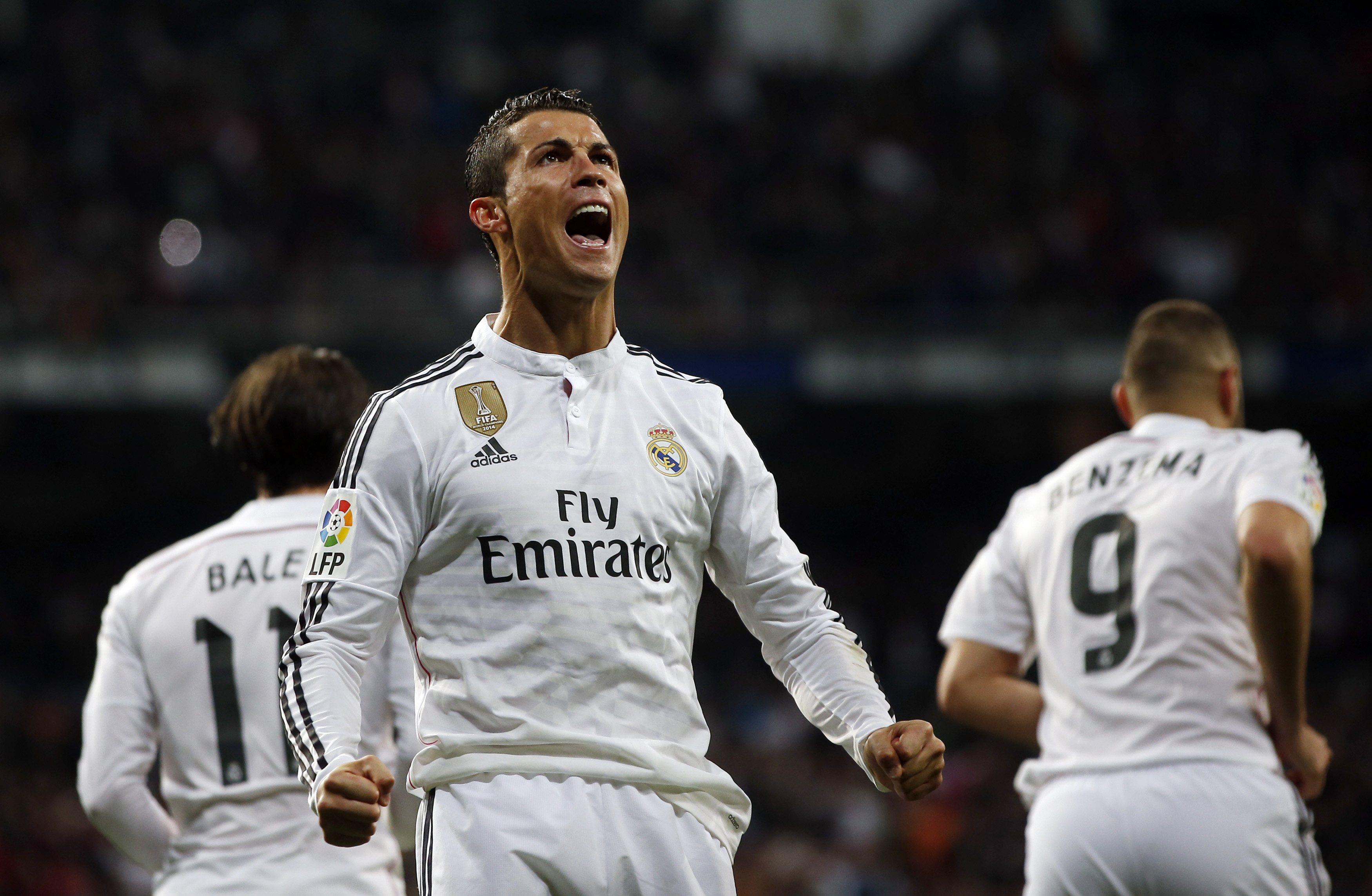Selebrasi Gol Cristiano Ronaldo