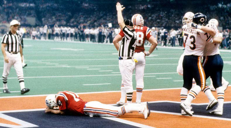 Safety Super Bowl XX