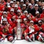 2014-15 NHL Stanley Cup Winners - Chicago Blackhawks