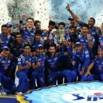 2015 IPL Champions - Mumbai Indians