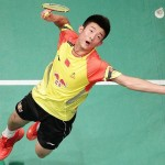 Chinese Badminton Player