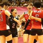 Japanese National Volleyball Team