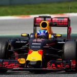 Red Bull Formula One Racing Car