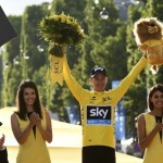 2015 Tour de France Champion - Chris Froome