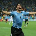 Uruguay - Luis Suarez
