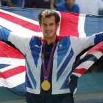 2012 London Olympics Gold Medal Winner - Andy Murray