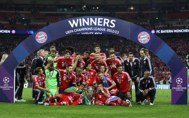 Juara Liga Champion 2012-13 - Bayern Munich