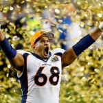 2016 Super Bowl Champions - Denver Broncos