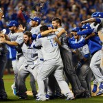 2015 World Series Champions - Kansas City Royals