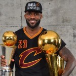 Cleveland Cavaliers Player LeBron James