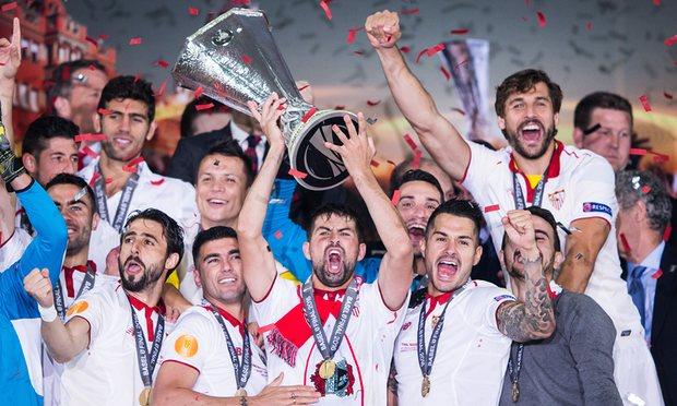 Juara Liga Europa 2015-16 - Sevilla