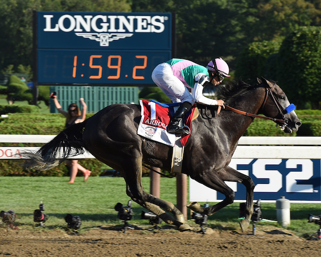 【coral】who Ll Romp To Glory At Santa Anita The Breeders