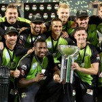 2015-16 T20 Big Bash League Winners - Sydney Thunder