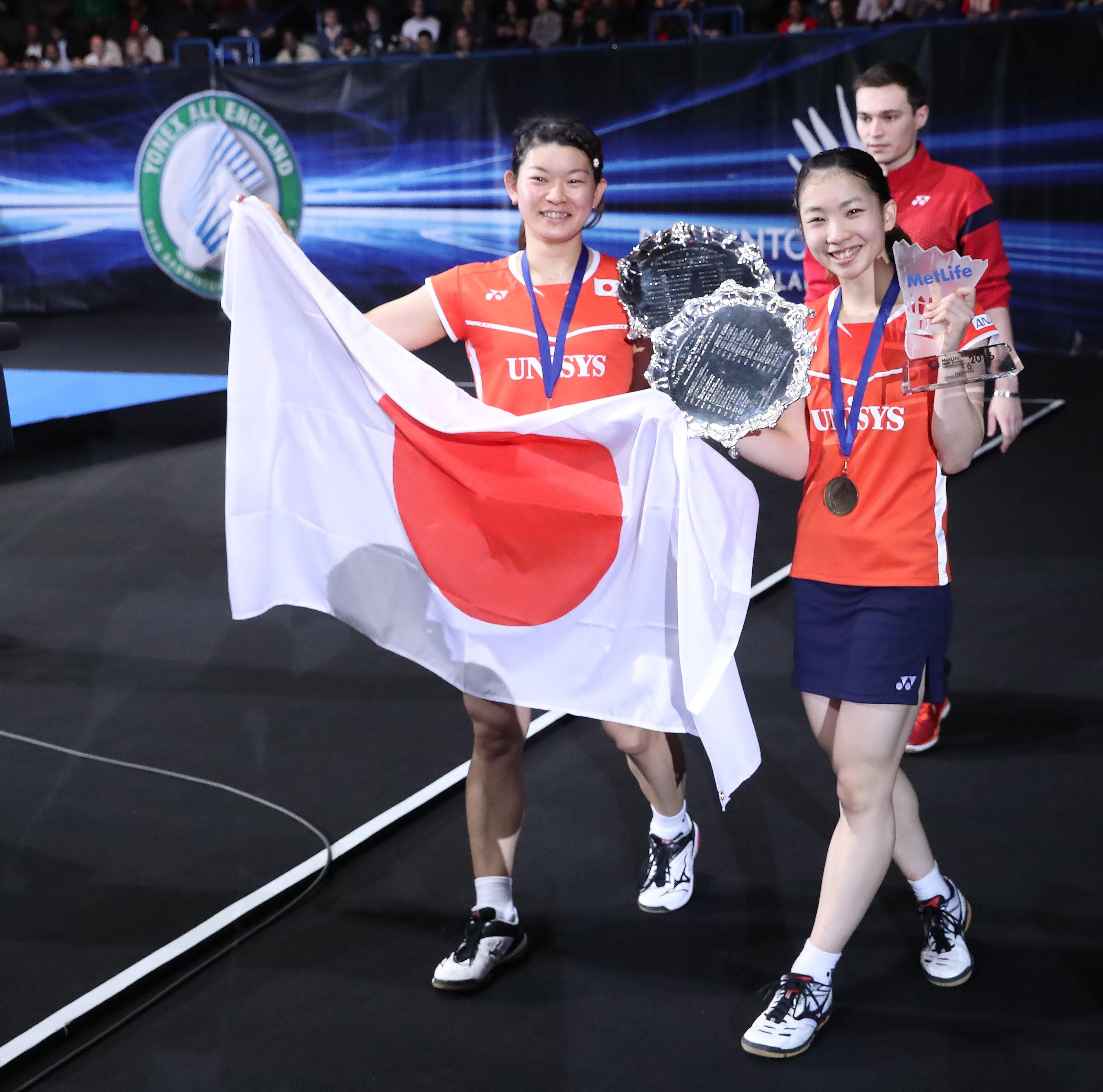 Misaki Matsutomo & Akaya Takahashi