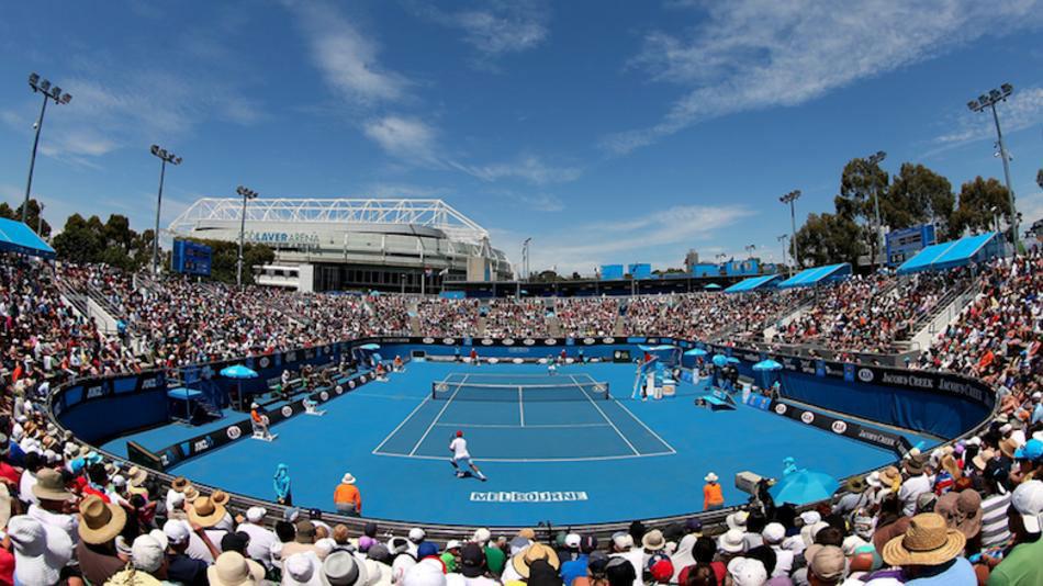 Lapangan Tenis Australia Terbuka