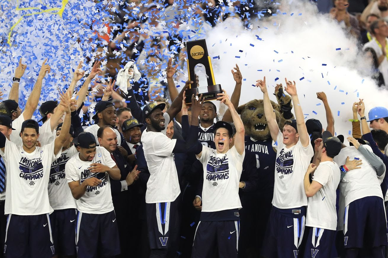Juara Basket NCAA 2015-16 - Villanova Wildcats