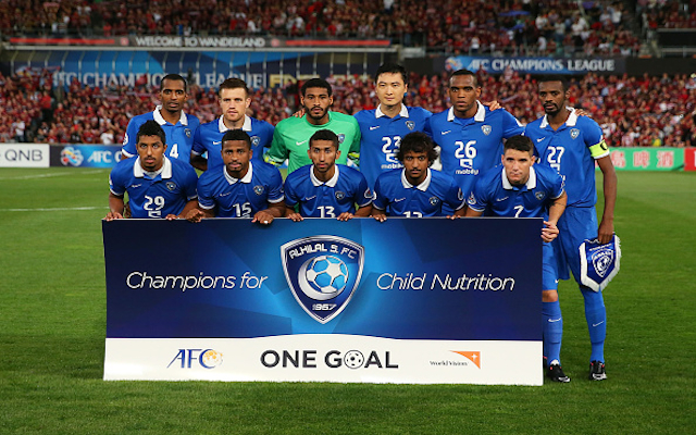 Finalis Liga Champions AFC 2014 - Al-Hilal