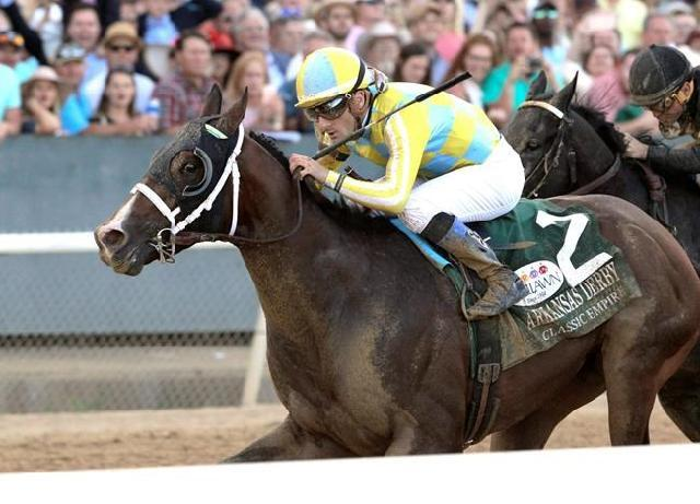 【bet365】2017 Kentucky Derby Can Classic Empire Ride To
