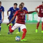 Guangzhou Evergrande Footballer Alan Douglas de Carvalho