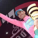 2016 Giro d'Italia General Classification Vincenzo Nibali
