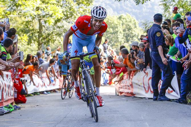 2015 Vuelta a España Winner Fabio Aru