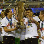 2015 CONCACAF Gold Cup Champions - Mexico 2